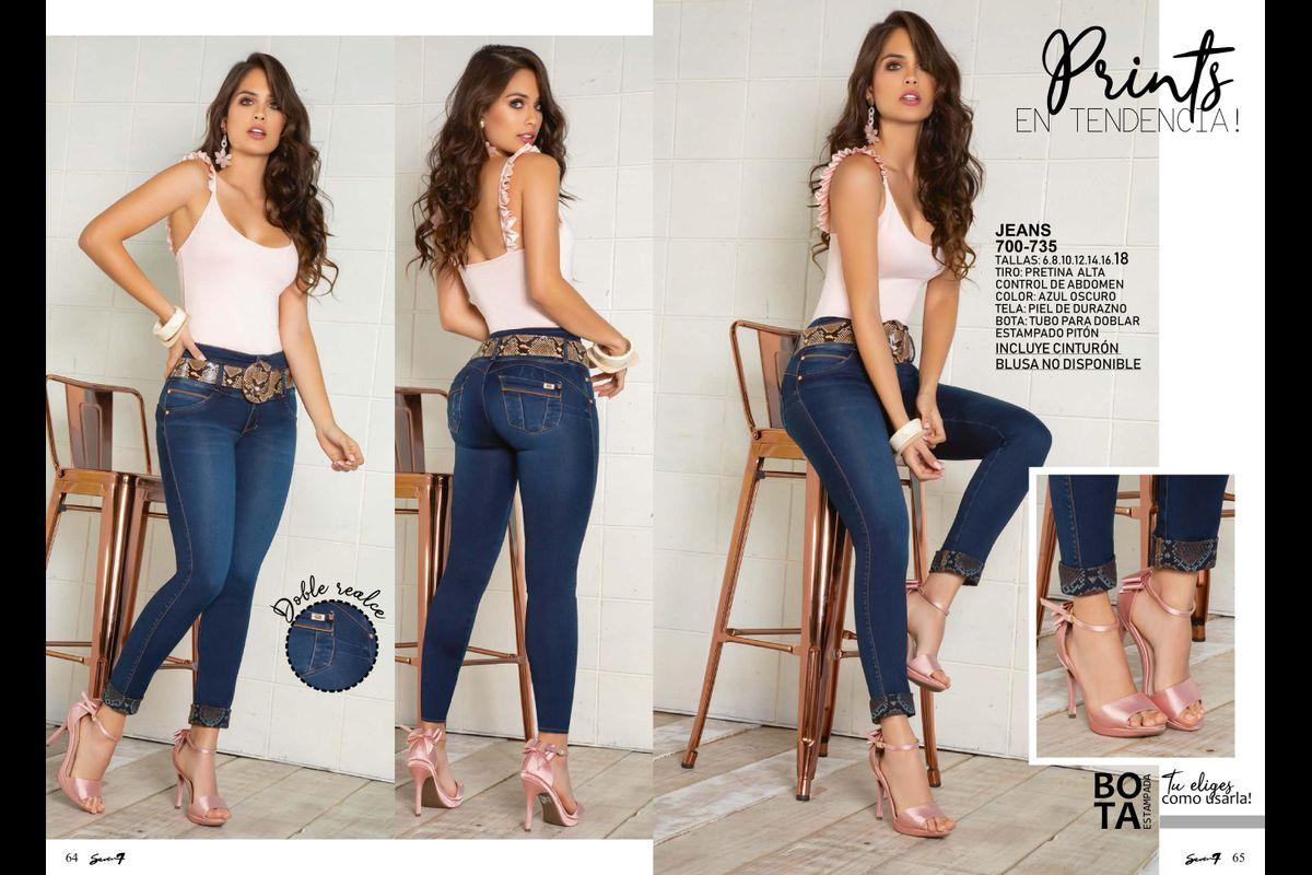 Nidux Jeans Seven 7