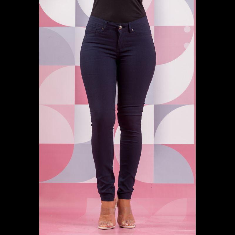 Nidux Pantalon Tipo Leggins Color Azul